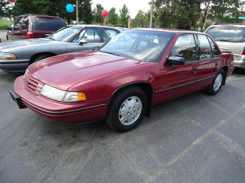 on 1993 Chevy Lumina