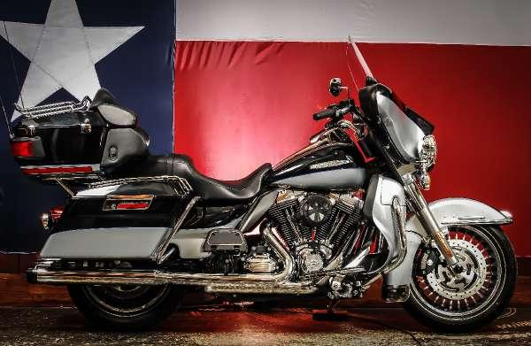 2012 Harley Davidson FLHTK Electra Glide Ultra Limited