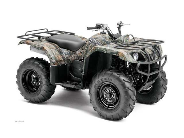 Used 2007 yamaha grizzly 350 auto 4x4 atv for sale atvs for Yamaha atv for sale used